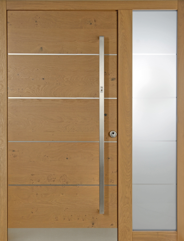 Gut bekannt Holz-Haustüren - Wertbau QQ27